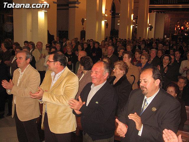CORONACI�N DE ESPINAS, CONCIERTO SACRO Y  SEDE DE LA COFRAD�A DE JES�S RESUCITADO - 36