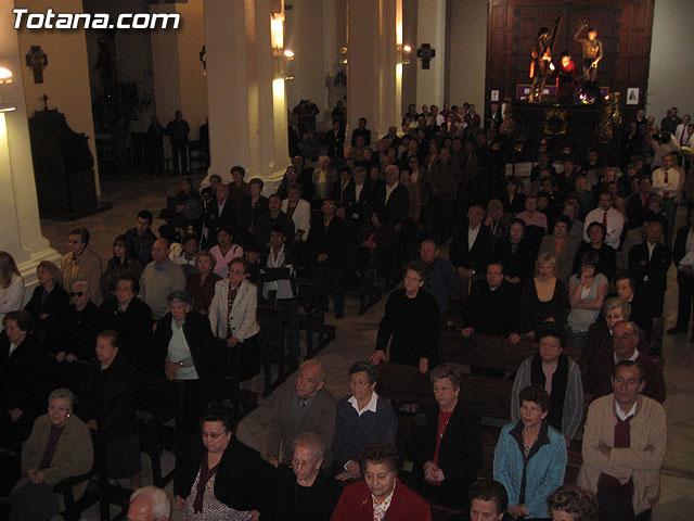 CORONACIÓN DE ESPINAS, CONCIERTO SACRO Y  SEDE DE LA COFRADÍA DE JESÚS RESUCITADO - 37