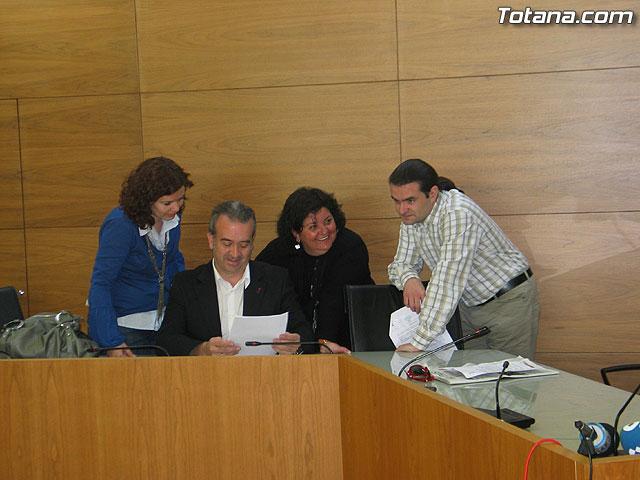 Pleno ordinario marzo 2008 - 2