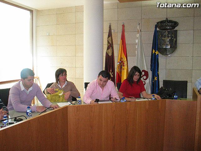 Pleno ordinario marzo 2008 - 9