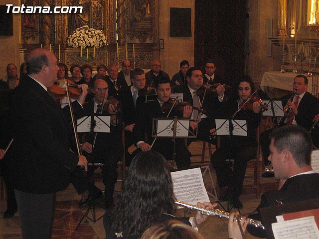 Concierto sacro. Orquesta de la Hdad. de Nuestra Señora de los Dolores - 35
