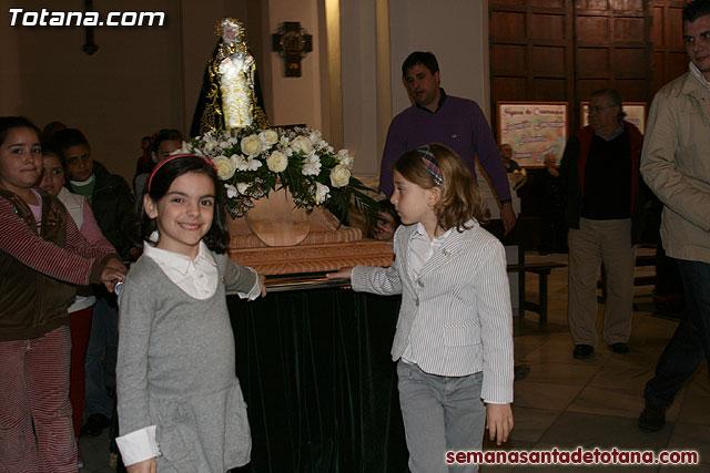 La Hermandad de Nuestra Señora de los Dolores estrena carroza infantil - 10