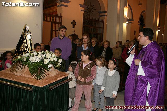 La Hermandad de Nuestra Señora de los Dolores estrena carroza infantil - 23