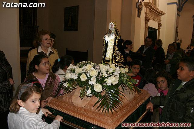 La Hermandad de Nuestra Señora de los Dolores estrena carroza infantil - 31
