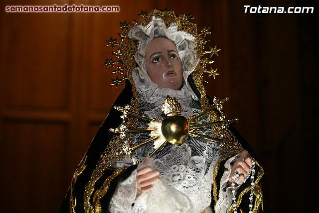 La Hermandad de Nuestra Señora de los Dolores estrena carroza infantil - 46