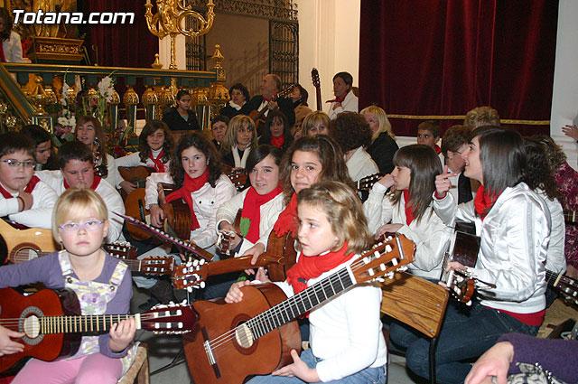 Concierto de Navidad a cargo del Coro Infantil de Totana Musical - 2