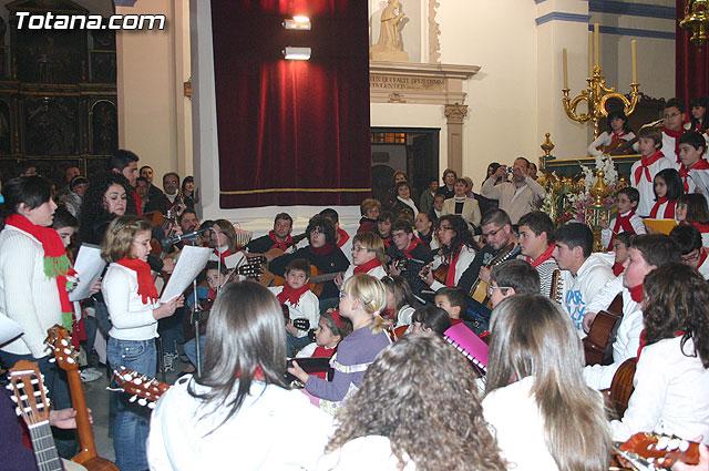 Concierto de Navidad a cargo del Coro Infantil de Totana Musical - 17
