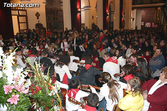 Concierto de Navidad a cargo del Coro Infantil de Totana Musical - 36
