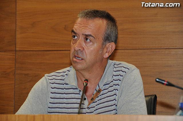 Pleno ordinario Julio 2009 - 9