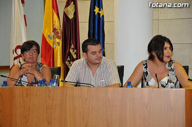 Pleno ordinario Julio 2009 - 15