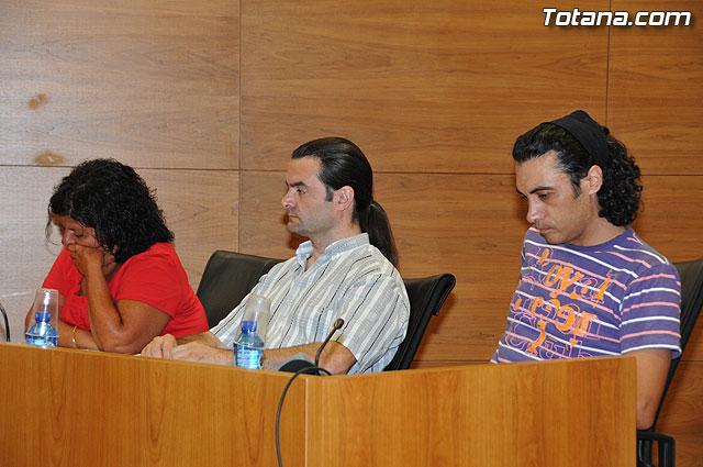 Pleno ordinario Julio 2009 - 21