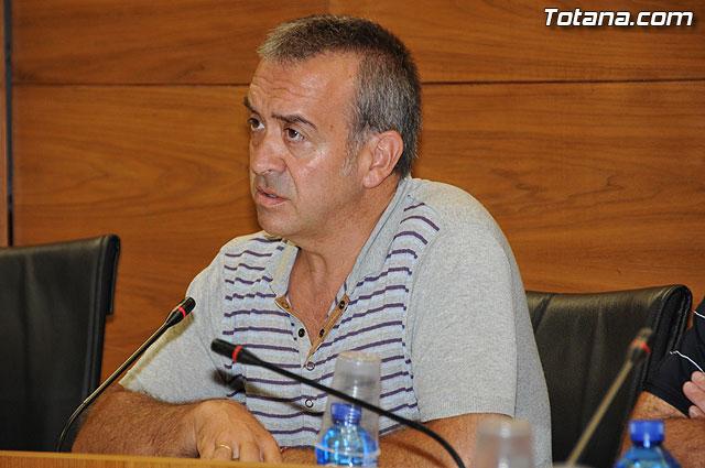 Pleno ordinario Julio 2009 - 22