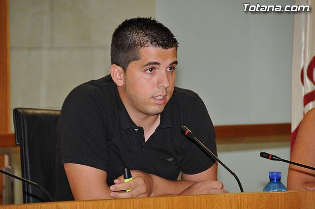 Pleno ordinario Julio 2009 - 23