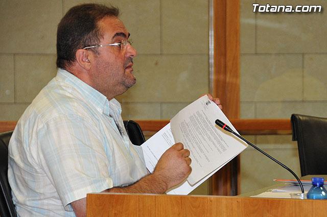 Pleno ordinario Julio 2009 - 32