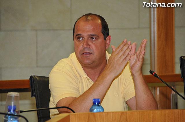 Pleno ordinario Julio 2009 - 33