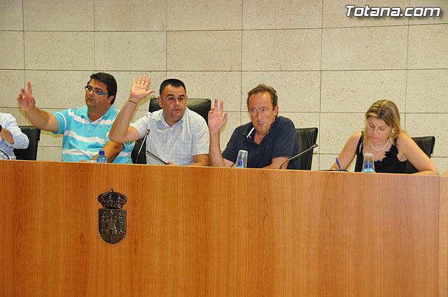 Pleno ordinario Julio 2009 - 39