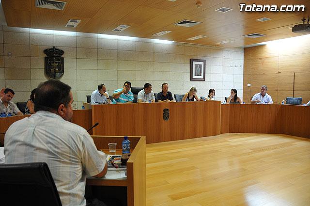 Pleno ordinario Julio 2009 - 40