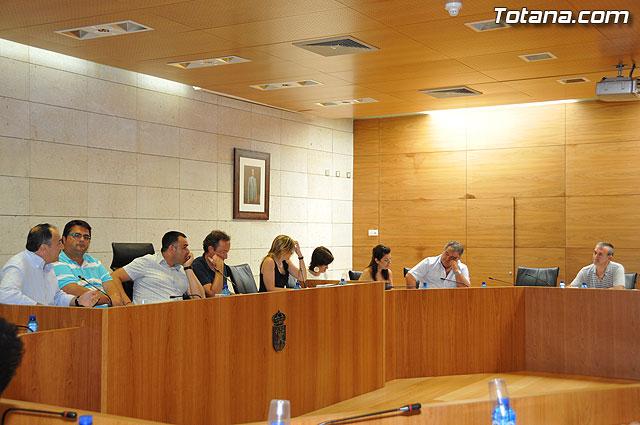 Pleno ordinario Julio 2009 - 43