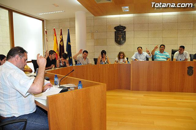Pleno ordinario Julio 2009 - 45