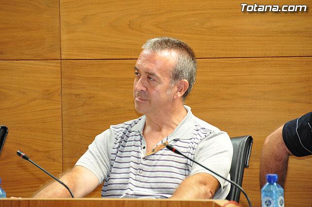 Pleno ordinario Julio 2009 - 48