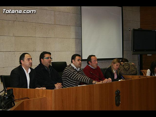 Pleno extraordinario 07/03/2008 - 8