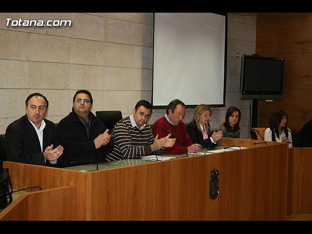 Pleno extraordinario 07/03/2008 - 18