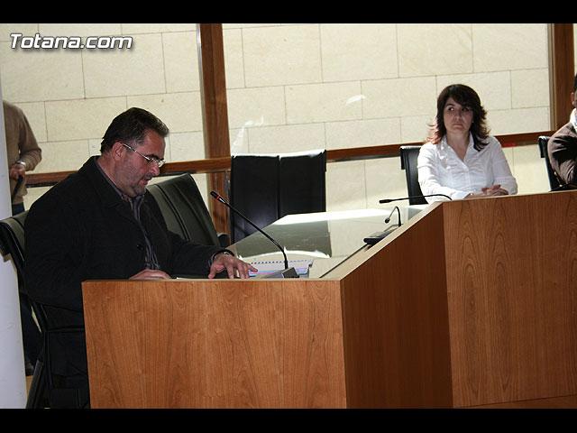 Pleno extraordinario 07/03/2008 - 22