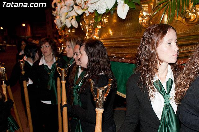 Salutación a la Virgen de los Dolores - 2011 - 29