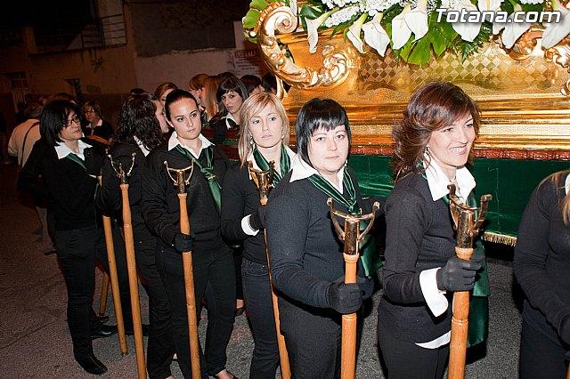 Salutación a la Virgen de los Dolores - 2011 - 30