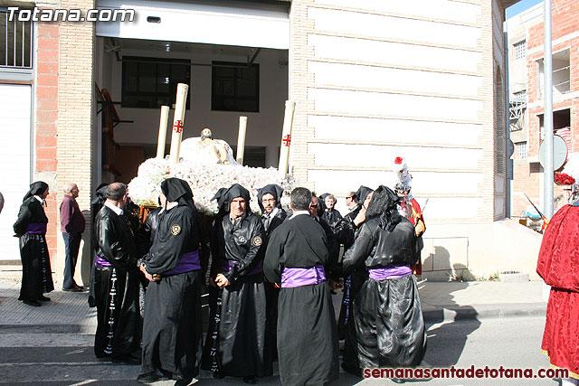 Traslado del Santo Sepulcro desde su sede a la Parroquia de Santiago. Totana 2010 - 28