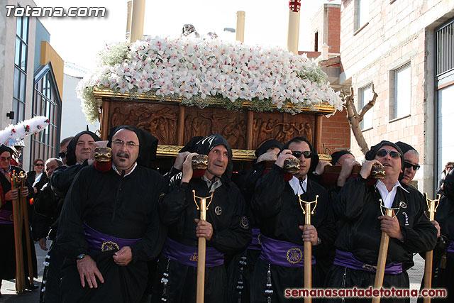 Traslado del Santo Sepulcro desde su sede a la Parroquia de Santiago. Totana 2010 - 33