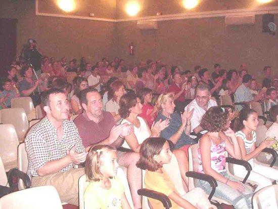 La Agrupación Musical de Totana inauguró el nuevo curso 2002/2003, Foto 2