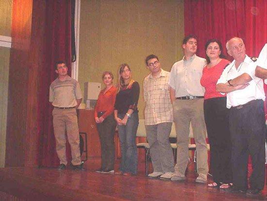 La Agrupación Musical de Totana inauguró el nuevo curso 2002/2003, Foto 3