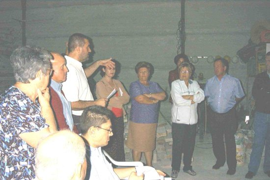 Se ha constituido la Asociación de Vecinos de La Costera, Foto 1