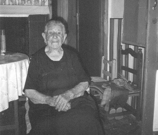 Una tarde con la abuela de la pedanía del Paretón, Foto 1