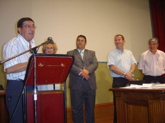 La Junta Local de la Asociación Española contra el Cáncer de Totana inauguró su nuevo local, Foto 2