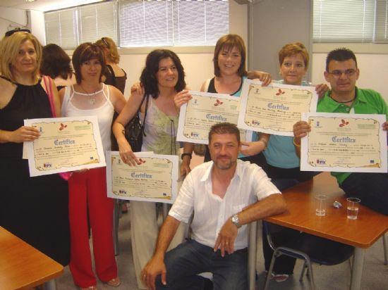 """Clausurado el taller de empleo """"Almacén Municipal"""" en el que han participado 35 alumnos en el último año, Foto 1"""