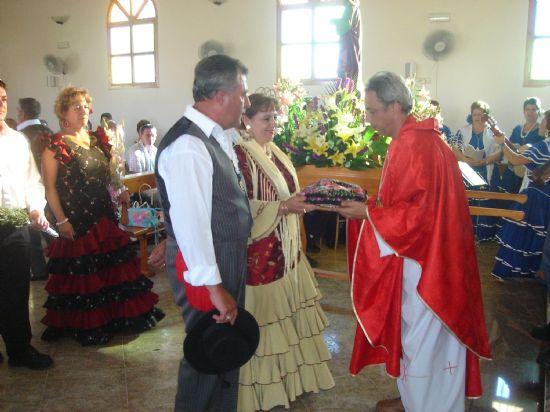 La diputación de Lébor Alto celebró sus fiestas patronales en honor a su patrón, San Pedro Apóstol, Foto 1