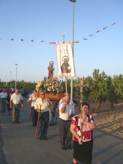 La diputación de Lébor Alto celebró sus fiestas patronales en honor a su patrón, San Pedro Apóstol, Foto 2
