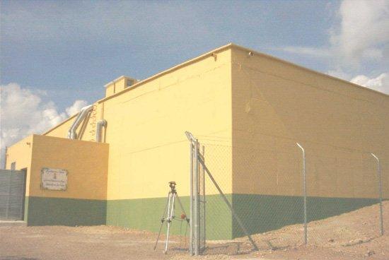 Inaugurado el nuevo depósito de agua potable construido en La Ñorica, con capacidad de 1600 m3, Foto 1