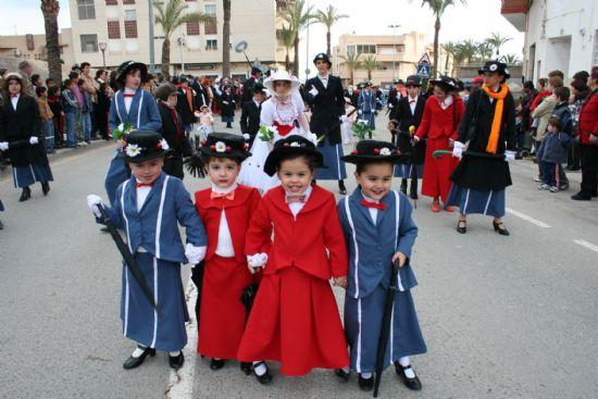 Más de dos mil personas participaron en el desfile de carnaval infantil el 24 de febrero, Foto 3
