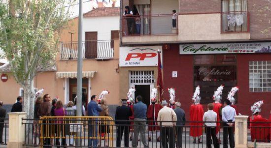 Pedro Marín lamenta que la polémica haya podido empañar la imagen de la Semana Santa 2006, Foto 1
