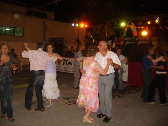El buen ambiente reinó en las fiestas del barrio Olímpico, Las Peras, Estación y Triptolemos, Foto 2