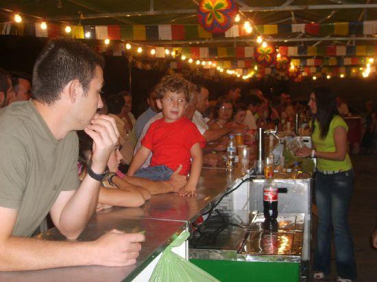 El buen ambiente reinó en las fiestas del barrio Olímpico, Las Peras, Estación y Triptolemos, Foto 3