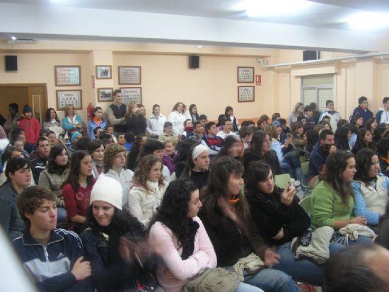 """El IES """"Prado Mayor"""" de la localidad celebró la festividad de San Juan Bosco con diversas actividades, Foto 1"""