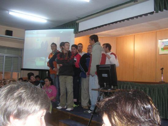 """El IES """"Prado Mayor"""" de la localidad celebró la festividad de San Juan Bosco con diversas actividades, Foto 2"""