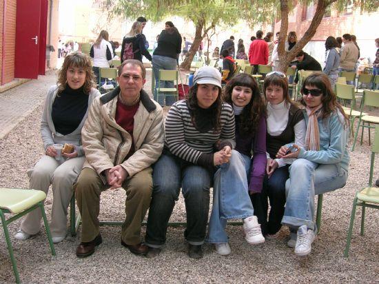 """Actividades variadas sirvieron para conmemorar la festividad de San Tomás de Aquino en el IES """"Juan de la Cierva"""", Foto 2"""