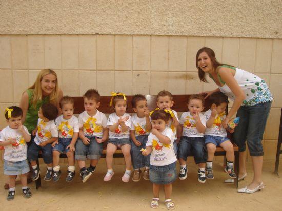 Los más pequeños también celebran sus fiestas de final de curso, Foto 3