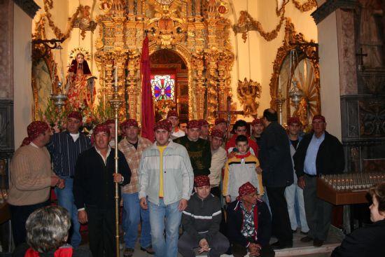El pueblo de Totana se volcó con su patrona, Santa Eulalia de Mérida, el día de la bajada, Foto 2