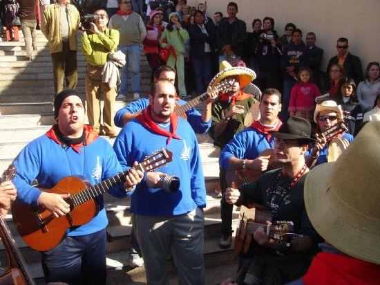 El pueblo de Totana se volcó con su patrona, Santa Eulalia de Mérida, el día de la bajada, Foto 3
